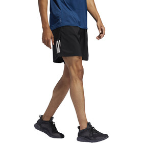 "adidas Own The Run Shortsit 7"" Miehet, black"